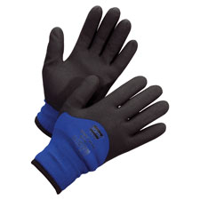 Northflex cold gloves, coated, xl, 12/pr, red, sold as 1 pair