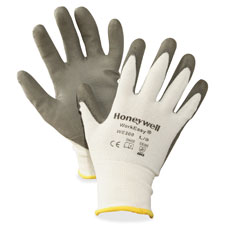 Dyneema cut resistant/coated gloves, lrg, 12/pr, gy, sold as 1 pair, 2 each per pair