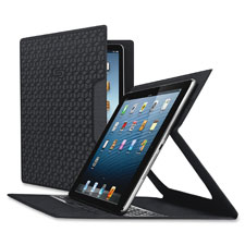 "Blade ultra slim tablet case, .3""x7.5""x10.3"", black, sold as 1 each"