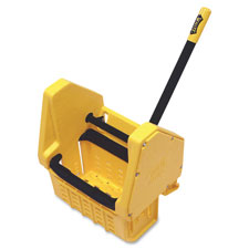 Plastic down pressure wringer, yellow, sold as 1 each