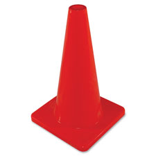 "Safety cone, 18"", orange, sold as 1 each, 50 each per each"