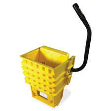 Plastic squeeze wringer, yellow, sold as 1 each