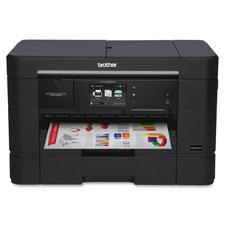 Inkjet all-in-one printer, 22ppm, 500sht cap, black, sold as 1 each
