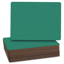 "Chalkboard, 9-1/2""x12"", 24/pk, green, sold as 1 package, 24 each per package"