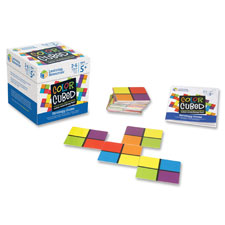 Color cubed strategy game, ages 5+, ast, sold as 1 each