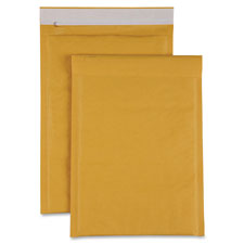 "Cushoned bubble mailer, 5""x10"", 250/ct, kft, sold as 1 carton"