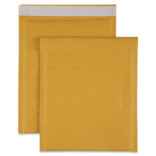 "Cushioned 2 bubble mailer, 8-1/2""x12"", 100/ct, kft, sold as 1 carton, 100 each per carton"
