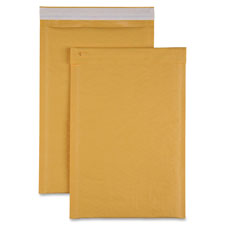 "Cushioned 3 bubble mailers, 8-1/2""x14-1/2"", 100/ct, kft, sold as 1 carton, 100 each per carton"