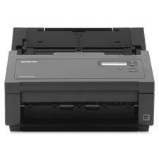 Pds5000 desktop scanner, 100sht cap, black, sold as 1 each