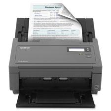 Pds6000 desktop scanner, 100sht cap, black, sold as 1 each