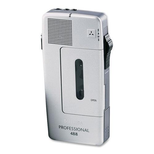 Philips Speech PM488 Pocket Memo Recorder | by Plexsupply