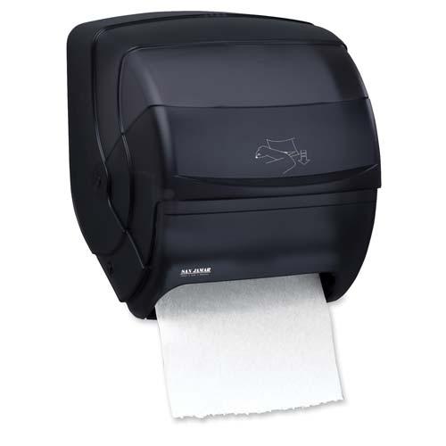 San Jamar Lever Roll Towel Dispenser