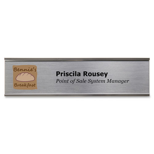 Ipp905903 imprint plusnameplatesname plateslaser printer wall do it yourself wall signage kit makes personalizing and branding your office a breeze blank insert sheets allow you to print customized solutioingenieria