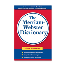 MERRIAM-WEBSTER MER 636, MER636