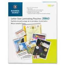 BUSINESS SOURCE BSN 20863, BSN20863