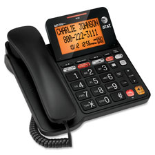 ADVANCED AMERICAN TELEPHONE ATT CL4940BK, ATTCL4940BK