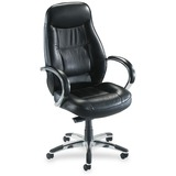 CHAIR;MGMT;SWIVEL;LEATHER