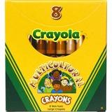 CRAYON;MULTICLTRL;LRG;8CT