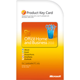 Microsoft Office 2010 Home and Business - License - 1 PC