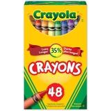 CRAYONS;CRAYOLA;48-CT