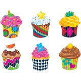 ACCENTS;CUPCAKES;36CT;AST