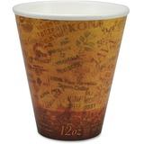 CUP;12OZ;FUSON ESC;BR/BK
