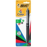 PEN;BP;GRIP;4-COLOR;MED;AST