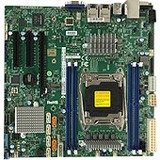 Supermicro X10SRM-TF Server Motherboard - Intel C612 Chipset - Socket LGA 2011-v3 - Retail Pack