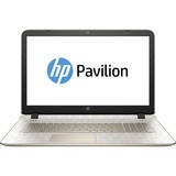 "W3R21UAR#ABA - HP Pavilion 17-g200 17-g204cy 17.3"" Touchscreen Notebook - Refurbished - AMD A-Series A10-8700P Quad-core (4 Core) 1.80 GHz - Pale Gold"