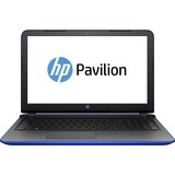 "V8M03UAR#ABA - HP Pavilion 15-ab100 15-ab196cy 15.6"" (BrightView) Notebook - Refurbished - AMD A-Series A4-6210 Quad-core (4 Core) 1.80 GHz - Cobalt Blue"