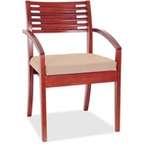 CHAIR;GUEST;WOOD;CHY/BEIGE