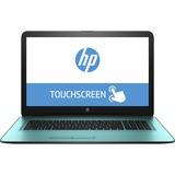"X2E41UAR#ABA - HP 17-x000 17-x008ds 17.3"" Touchscreen Notebook - Refurbished - Intel Pentium N3710 Quad-core (4 Core) 1.60 GHz - Dreamy Teal"