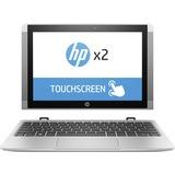 "X7U39UA#ABA - HP x2 10-p000 10-p010nr 10.1"" Touchscreen (BrightView) 2 in 1 Netbook - Intel Atom x5 x5-Z8350 Quad-core (4 Core) 1.44 GHz - Hybrid - Silver"