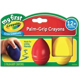 CRAYONS;EGG-SHAPED;3CT;AST