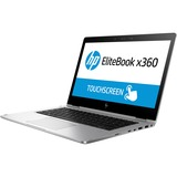 "1BS96UT#ABA - HP EliteBook x360 1030 G2 13.3"" Touchscreen LCD 2 in 1 Notebook - Intel Core i5 (7th Gen) i5-7200U Dual-core (2 Core) 2.50 GHz - 8 GB DDR4 SDRAM - 256 GB SSD - Windows 10 Pro 64-bit - 1920 x 1080 - In-plane Switching (IPS) Technology, Advanced Hyper Viewing Angle (AHVA) - Convertible"