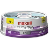 DISC;DVD+RW;SPINDL;15/PK