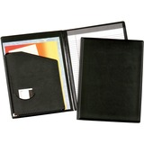 HOLDER;PAD;LTR;VINYL;BLK