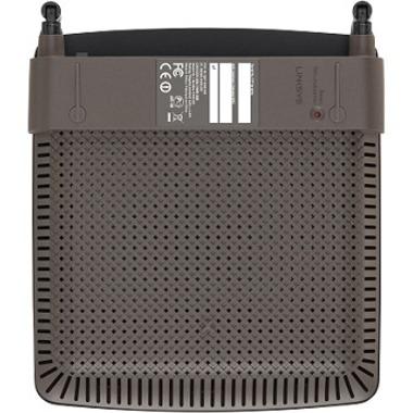 Linksys EA6100 Wi-Fi 5 IEEE 802.11ac Ethernet Wireless Router