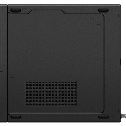 Lenovo ThinkStation P340 30DF001CUS Workstation - 1 x Intel Hexa-core (6 Core) i5-10500 3.10 GHz - 16 GB DDR4 SDRAM RAM - 512 GB SSD - Tiny - Raven Black