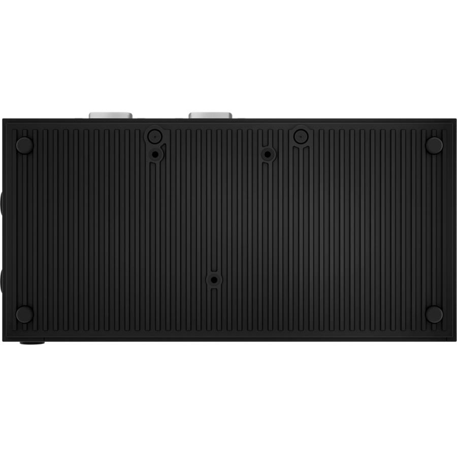 Lenovo ThinkCentre M90n-1 11AK000NUS Desktop Computer - Intel Core i3 8th Gen i3-8145U Dual-core (2 Core) 2.10 GHz - 8 GB RAM DDR4 SDRAM - 1 TB SSD - Nano