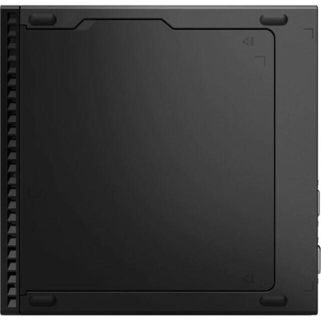 Lenovo ThinkCentre M80q 11DN0036US Desktop Computer - Intel Core i5 10th Gen i5-10500T Hexa-core (6 Core) 2.30 GHz - 16 GB RAM DDR4 SDRAM - 256 GB SSD - Tiny - Raven Black