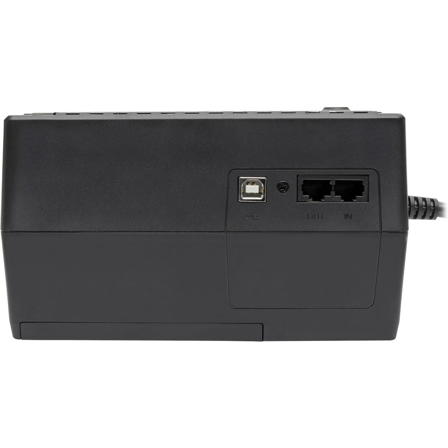 Tripp Lite UPS 550VA 300W Desktop Battery Back Up Compact 120V USB RJ11 PC 50/60Hz
