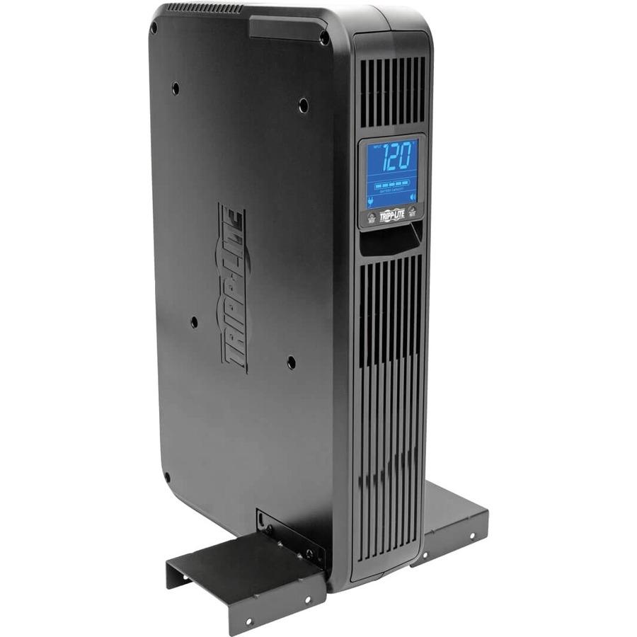 Tripp Lite UPS Smart 1500VA 900W Rackmount Tower Battery Back Up LCD AVR 120V USB DB9 RJ45