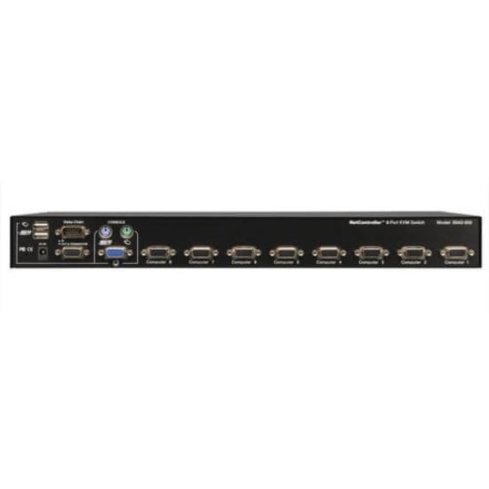 Tripp Lite 8-Port Rackmount USB / PS2 KVM Switch w/ On-Screen Display 1U