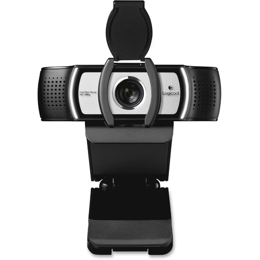 Logitech C930e Webcam - 30 fps - USB 2.0 - 1 Pack(s)
