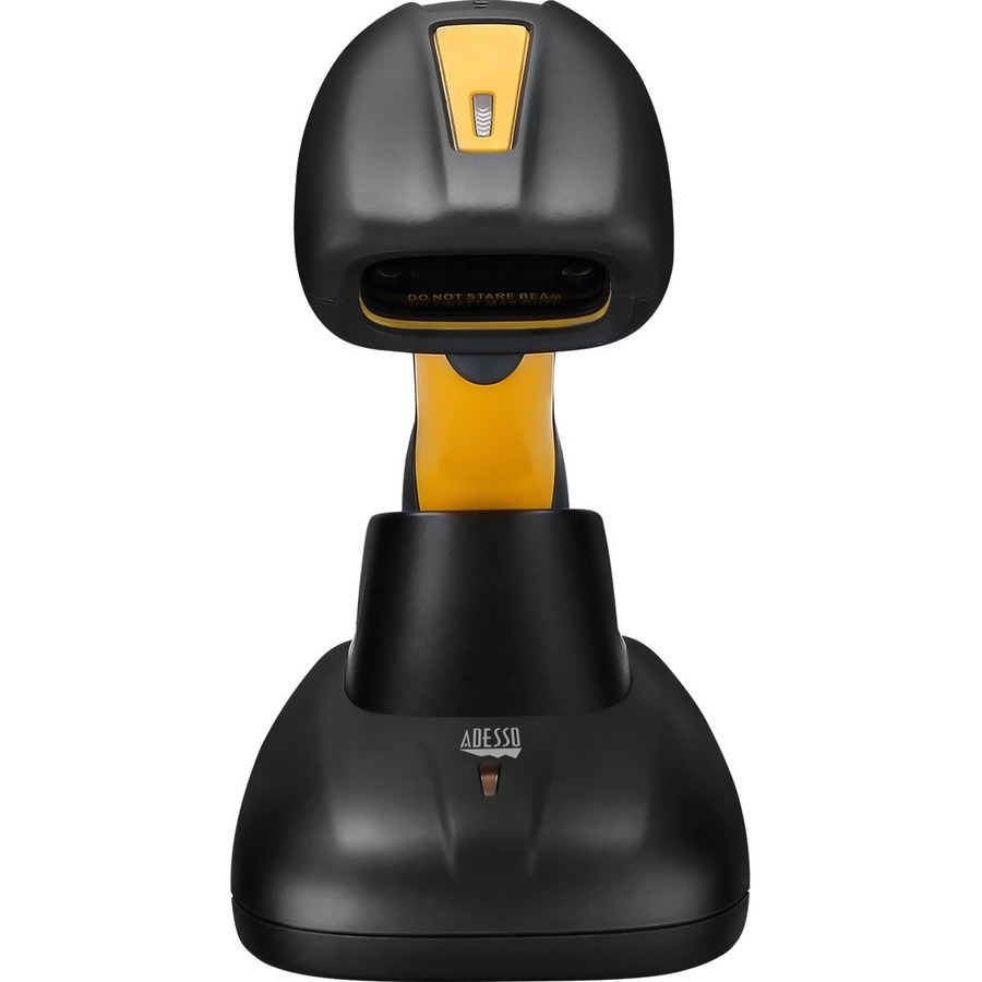 Adesso NuScan 4100B Bluetooth Antimicrobial Waterproof CCD Barcode Scanner