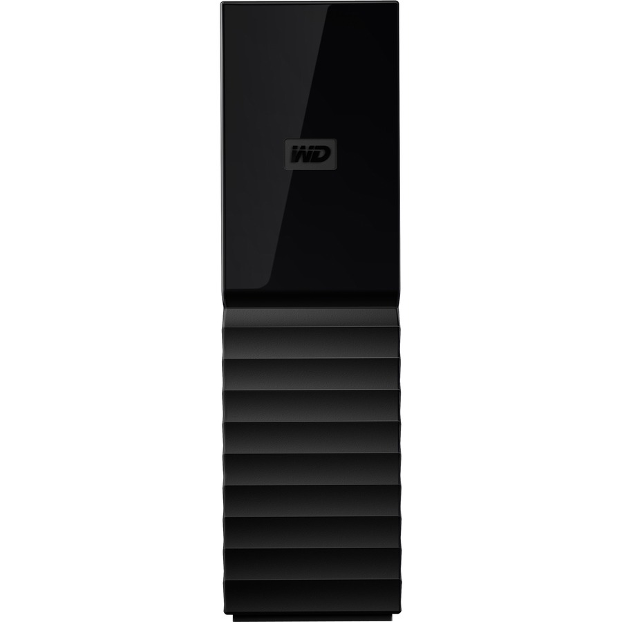 WD My Book 4TB USB 3.0 desktop hard drive with password protection and auto backup software