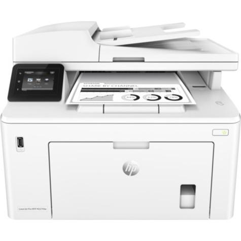 HP LaserJet Pro M227fdw Wireless Laser Multifunction Printer - Monochrome
