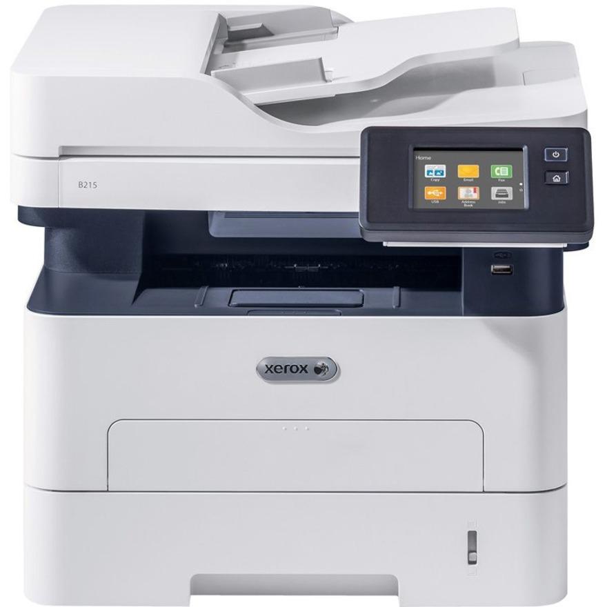 Xerox B215 Wireless Laser Multifunction Printer - Monochrome