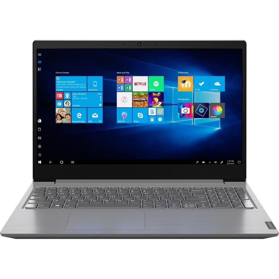 "Lenovo V15-IIL 82C500L0CF 15.6"" Notebook - Full HD - 1920 x 1080 - Intel Core i5 10th Gen i5-1035G1 Quad-core (4 Core) 1 GHz - 8 GB RAM - 256 GB SSD - Iron Gray"